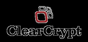 Clear Crypt logo