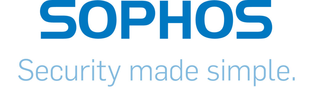 Sophos, security made simple logo