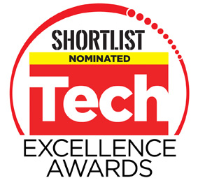 Shortlisted Tech Excellence Awards